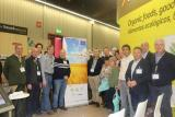 Crops for Better Soil present at Biofach Germany