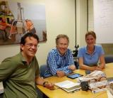 Technical meeting Medusa & Transfer in Groningen