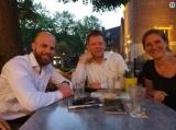 Continuing with the networking - now in The Netherlands